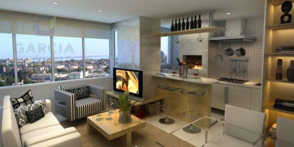 Summer Residence - Apartamento 02 Dorm.