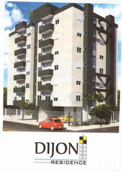 Dijon Residence - Apartamento 03 Dorm.