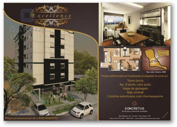 Residencial Excellence - Apartamento 03 Dorm.