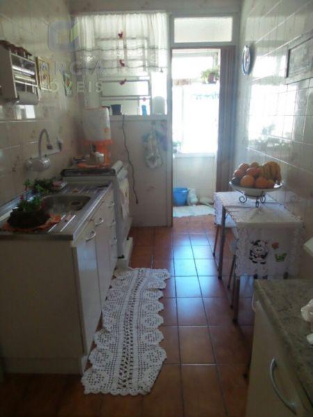 Flores Da Cunha - Apartamento 02 Dorm.