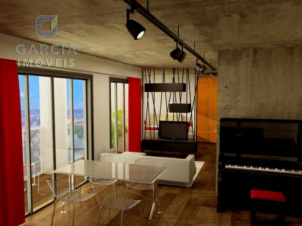 Simple Home - Apartamento 03 Dorm.