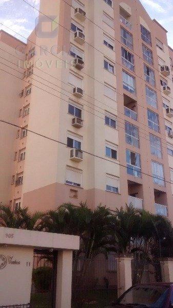 Rosa Dos Ventos II - Apartamento 02 Dorm.