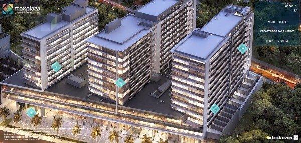 Max Plaza Residencial - Loft
