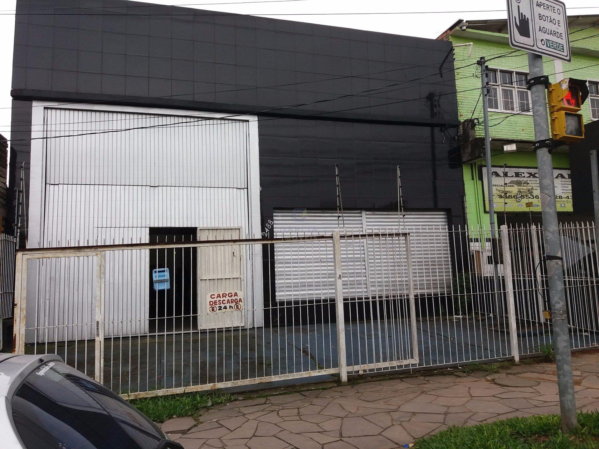 Depósito Rubem Berta Porto Alegre