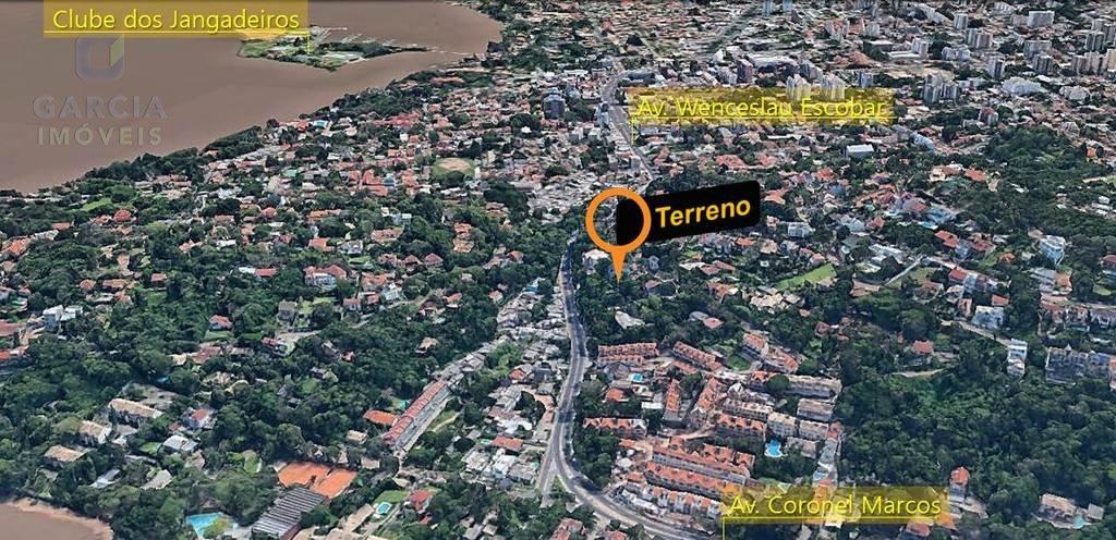 Terreno Vila Conceição Porto Alegre