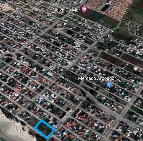 Terreno Praia Dos Coqueiros Xangri-lá