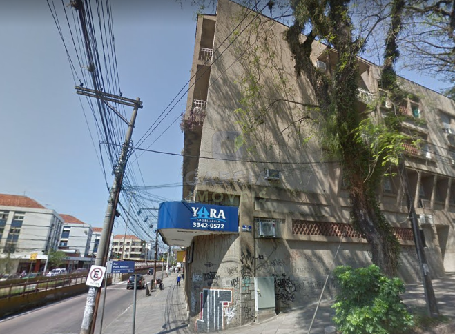 Sala Comercial São João Porto Alegre