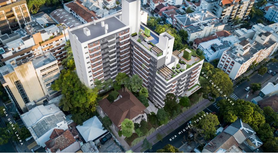 Apartamento Moinhos de Vento, Porto Alegre (17202)