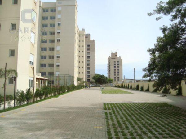 VENTURA CLUBE - Apartamento 02 Dorm.