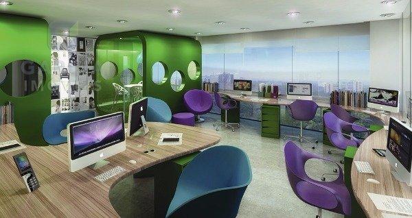 Office Park - Sala Comercial