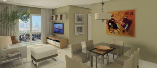 Stellato - Apartamento 03 Dorm.