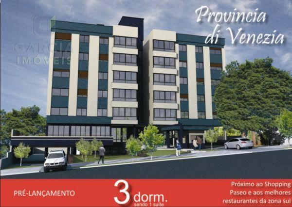 Provincia DI Venezia - Apartamento 03 Dorm.
