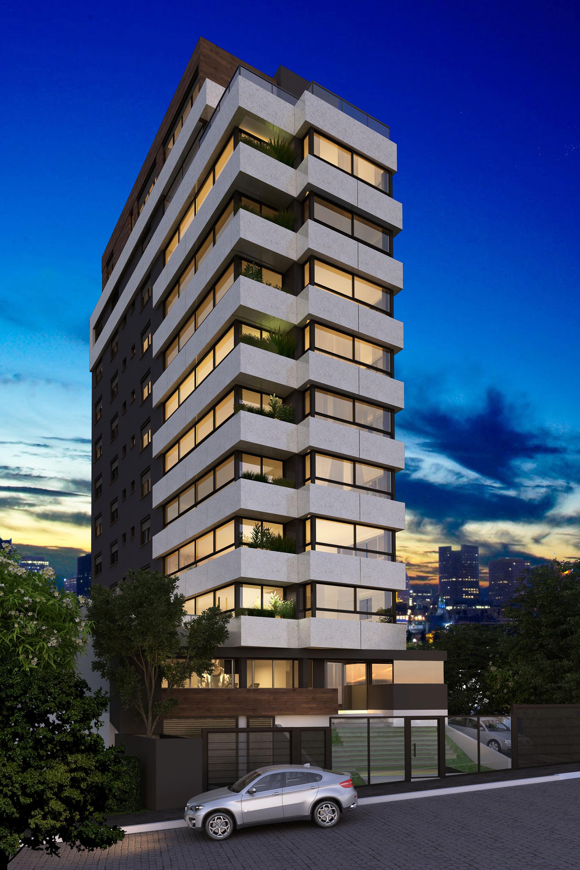 Apartamento Moinhos de Vento, Porto Alegre (13855)