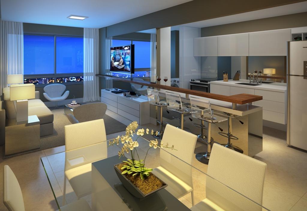 HOM Lindóia Home - Apartamento