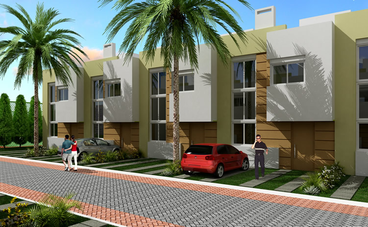Encosta do Sol Prime - Casas Condomínios