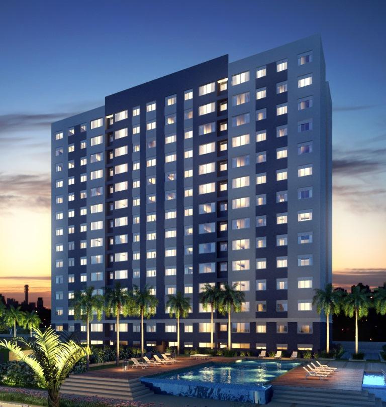 ICON Assis Brasil Residencial - Apartamento